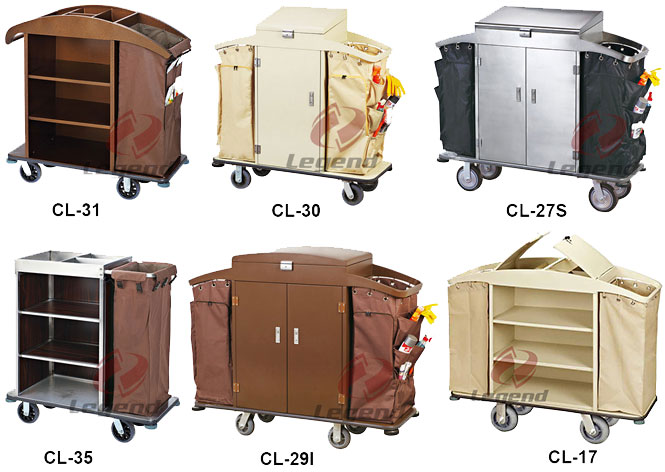 Different Types Room Service hospital laundry cart.jpg
