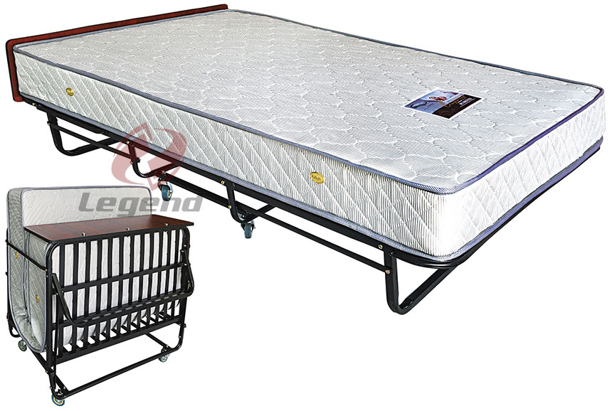 Cheap metal extra bed with wheels on sale.jpg