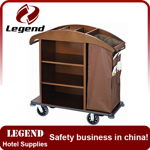 Different Types Room Service Hospital Laundry Cart