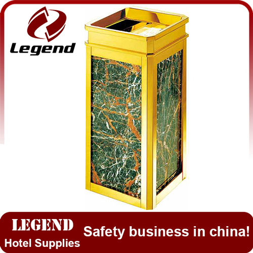 Factory price hot sale waste bin for hotel guestroom