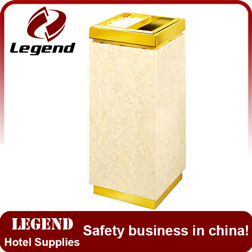 Promotional Price simple style customized waste basket