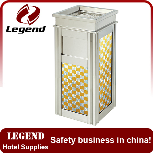 Supply high quality Eco-friendly recycle trash bin