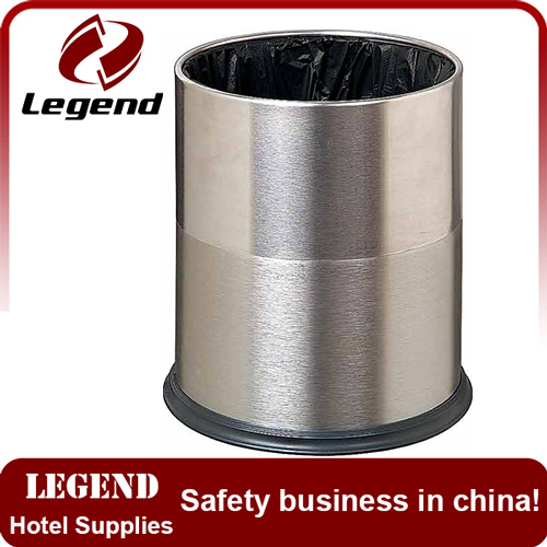 Wholesale high quality steel recycle trash bin for sale
