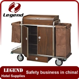 5 Star Hotel Use Linen Laundry Trolley