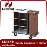 Efficient and durable hospital laundry trolley