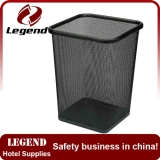 Hotel guestroom garbage bin with factory price