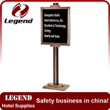 Top selling metal stand alone sign